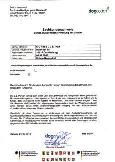 2011.05.21 - Sachkundenachweis