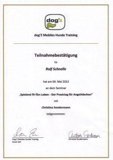 2013.03.04 - Seminar spielend fit fuers Leben